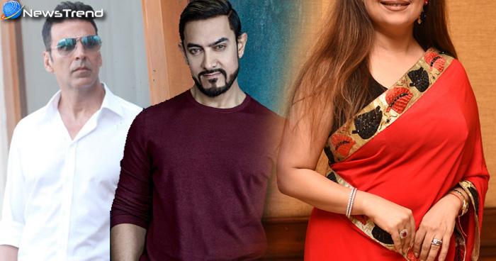 अक्षय और आमिर खान की हिरोइन थी ये अदाकारा, सालो बाद फिर कर रहीं हैं पर्दे पर एंट्री
