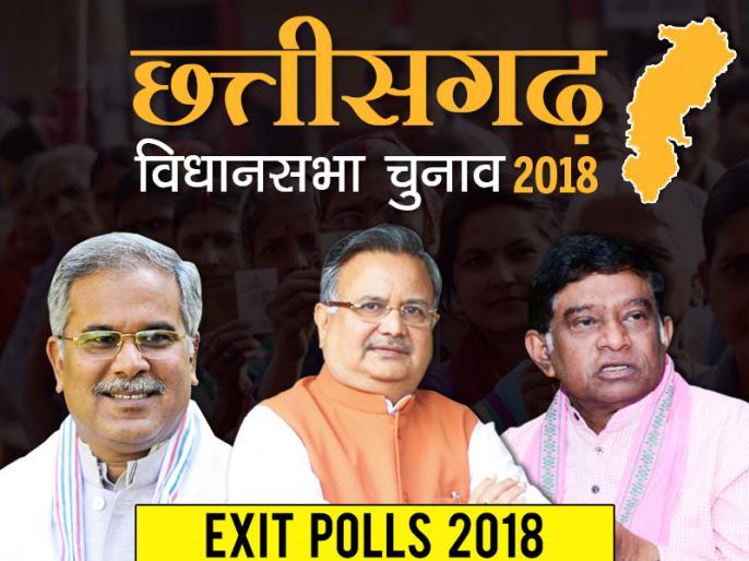 छत्तीसगढ़ का एग्जिट पोल : बीजेपी पर भारी पड़ी राहुल की नीति, बहुमत के साथ सत्ता में कांग्रेस!