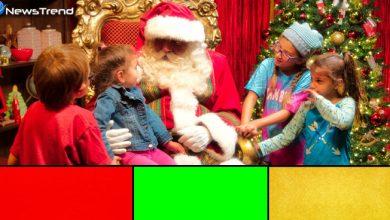 Photo of क्रिसमस डे पर सांता और बाकी सजावट सिर्फ इन तीन रंगों से ही क्यों होती है, जानिए