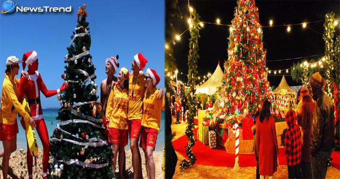 इन देशों में क्रिसमस मनाने के हैं अनोखे अंदाज, इस देश भूत बनकर मनाते हैं क्रिसमस