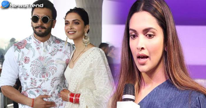 शादी के बाद दीपिका का खुलासा 'जब रणवीर मुझे फ्लर्ट कर रहा था, तब किसी और को कर रहा था डेट'
