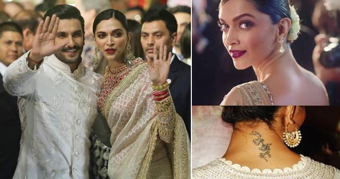 दीपिका की गर्दन के पीछे फिर नजर आया गायब हुआ पुराना टैटू, ईशा की शादी में खुल गया सबसे बड़ा राज़