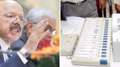 Photo of कांग्रेस के आरोप पर चुनाव आयोग की सफाई 'ईवीएम सही, अधिकारी गलत'