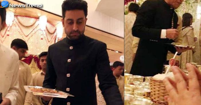 अमिताभ-आमिर नहीं इन सितारों ने भी परोसा ईशा अंबानी की शादी में खाना, देखें तस्वीरें