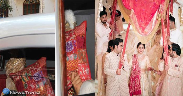 Isha Ambani Wedding: शाही शादी में दूल्हे ने ली मुंह छिपाकर एंट्री, जानिए ख़ास वजह