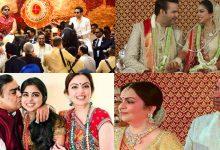 ईशा अंबानी की शादी में खर्च किए इतने अरब, दुनिया की सबसे महंगी शादी में हुई शामिल
