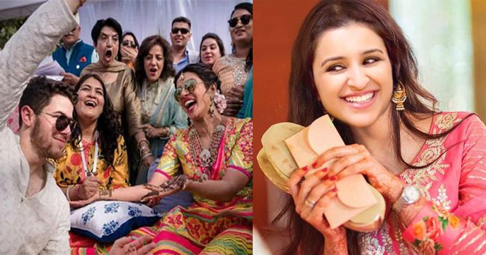 परिणीती ने जूता चुराई के बदले जीजू से मांगे इतने करोड़ रुपये, रकम सुनकर निक ने पकड़ लिया सिर