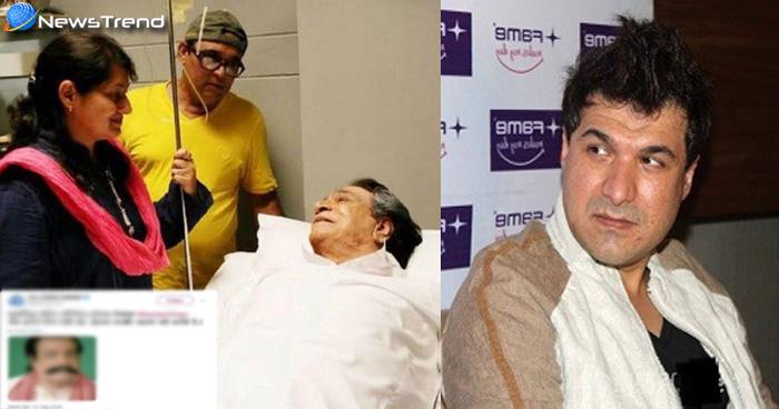 बड़ी ख़बर: झूठी निकली मशहूर अभिनेता कादर खान के निधन की ख़बर, बेटे ने कहा- झूटी खबर फैलने की वजह