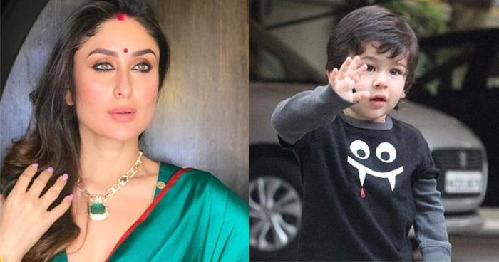 तैमूर अली खान को लेकर करीना का सता रही है इस बात की चिंता