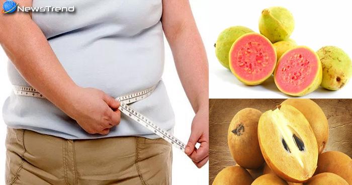 सर्दियों मे बढ़ रहा है वजन, इन फलों के सेवन से हो जाएगा कम