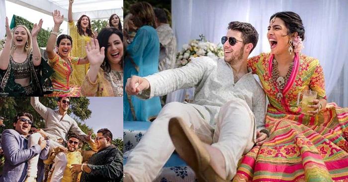प्रियंका और निक की शादी में हो गया बवाल, पुलिस को करना पड़ा बीच बचाव