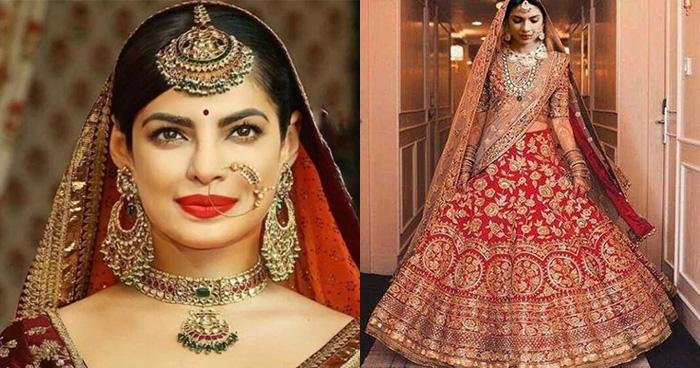प्रियंका चोपड़ा अपनी शादी में पहन रही हैं अब तक का सबसे महंगा लहंगा, कीमत जानकर हैरान रह जाएंगे