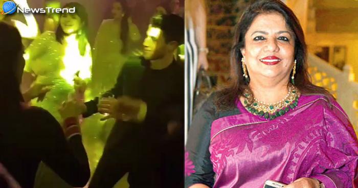 जब देसी गानों पर नाचे निक जोनास, मधु चोपड़ा ने सिखाए डांस स्टेप्स