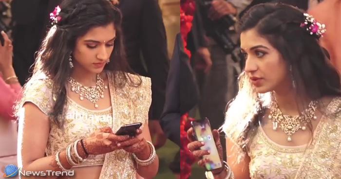 ईशा की शादी में अनंत अंबानी की गर्लफ्रेंड ने ढाया कहर, खूबसूरती में छोड़ा हीरोइनों को भी पीछे