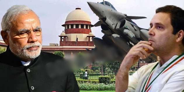 राफेल डील पर केंद्र सरकार को क्लीन चिट, तो क्या अब राहुल मांगेंगे जनता से माफी?