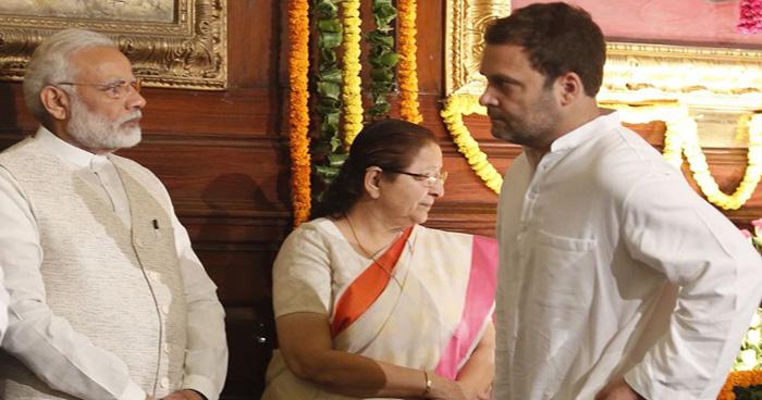 राहुल के सवाल पर पीएम मोदी का पलटवार, मेरे पास ज्ञान का भंडार नहीं….