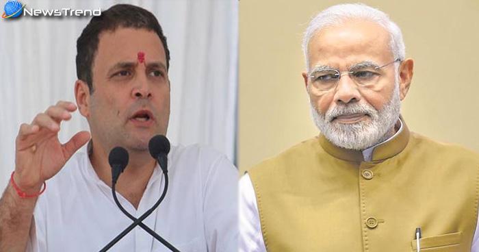 राहुल गांधी का पीएम मोदी पर तंज, कहा- हमारी सरकार ने कभी नहीं लिया सर्जिकल स्ट्राइक का श्रेय