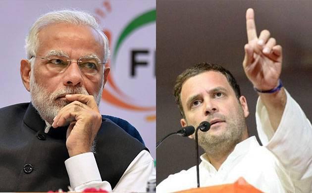 बीजेपी पर राहुल गांधी का बड़ा बयान 'सूट बूट वालों की दुकानों की फिक्र करते हैं पीएम मोदी'