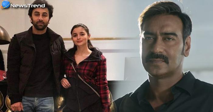 आलिया के प्यार में घायल रनबीर ने अजय देवगन के साथ काम करने से किया इन्कार