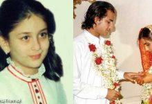 अपने ही पति की शादी में मात्र इतने साल की थी ये अभिनेत्रियां, इनकी उम्र तो सिर्फ 1 साल थी
