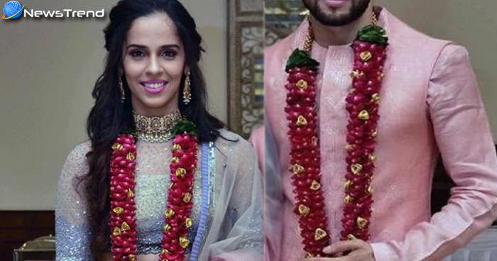 बैडमिंटन स्टार साइना नेहवाल ने की इस शख्स से शादी, ट्विटर पर इस अंदाज़ में किया शादी का एलान