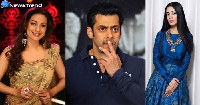 बॉलीवुड की ये 4 अभिनेत्री कर चुकी हैं सलमान को रिजेक्ट, एक तो शक्ल भी नहीं चाहती है देखना