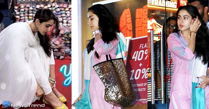 सारा अली खान के कपड़ों की कीमत और खरीदने की जगह है बेहद खास, जानिए उनकी पसंद-नापसंद
