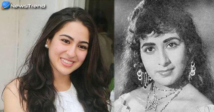सारा अली खान से भी ज्यादा खूबसूरत थी उनकी नानी, लेकिन लोग उन्हें देखते ही डर से कांपने लगते थे