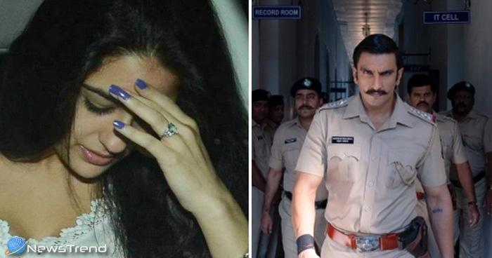 सारा अली खान की फिल्म सिंबा को रिलीज होते ही झेलनी पड़ी ये मुसीबत