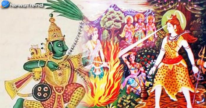 जब महादेव के क्रो ध से भस्म हो गए थे कामदेव, रति को दिया था वचन