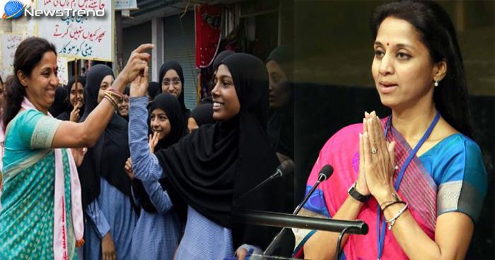 भारतीय राजनेता सुप्रिया सुले को बच्चों के लिए कल्याणकारी कार्य करने पर मिला यूनिसेफ पुरस्कार