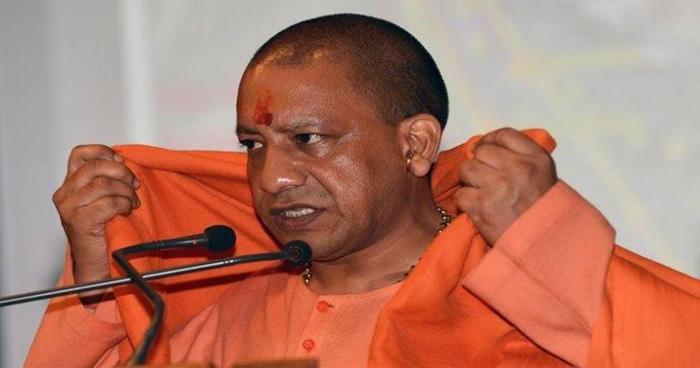 विवाद बढ़ता देश सीएम योगी ने हनुमान को दलित बताने वाले बयान पर तोड़ी चुप्पी