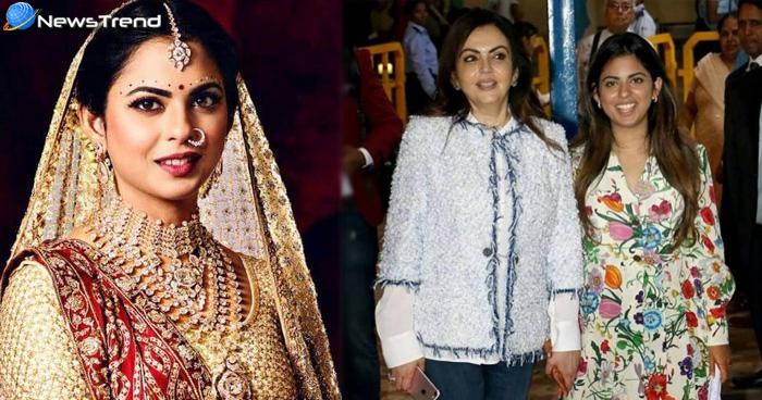 शादी के चंद दिनों के बाद ही ससुराल में ईशा की बदली लुक, तस्वीर देख आप भी कहेंगे 'ये क्या हुआ '