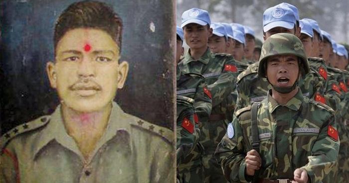 72 घंटे तक 300 चीनी सैनिकों पर अकेले भारी पड़े थे जसवंत सिंह, आज भी बार्डर की करते हैं हिफाजत