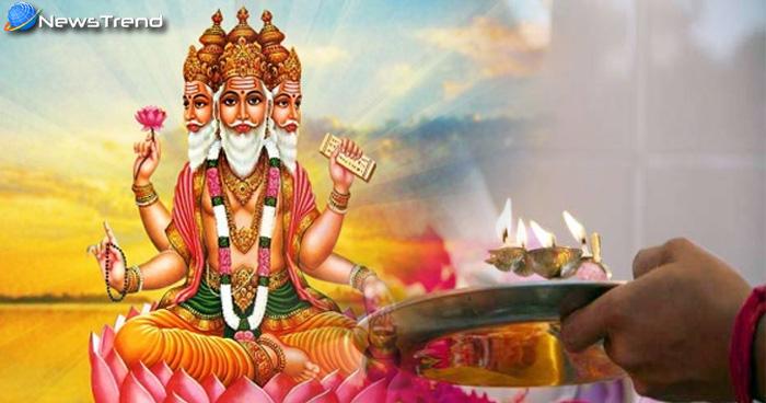 भगवान ब्रह्मा की आखिर क्यों नहीं होती कहीं भी पूजा, नहीं जानते होंगे ये कहानी