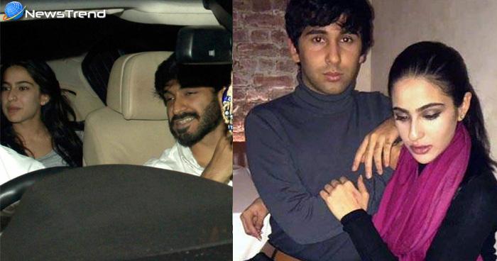 इन 4 नामी हस्तियों को डेट कर चुकी हैं सारा अली खान, नंबर 3 तो है सुपरस्टार का छोटा भाई