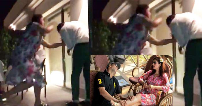 OMG: शादी की 18वीं सालगिरह पर पत्नी के हाथों पिट गए अक्षय कुमार, वायरल हुआ पिटाई का वीडियो