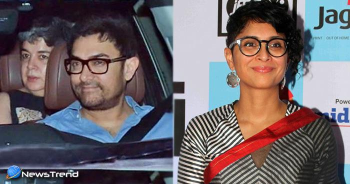 किरण को छोड़ अपनी पहली बीवी के साथ समय बिता रहे हैं आमिर खान, लोगों ने पूछा तीसरी पत्नी कब आएगी?