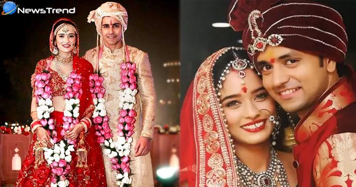 टीवी के इन सितारों ने गुपचुप तरीके से रचाई शादी, एक तो शादी के कुछ महीने बाद ही बन गई मां
