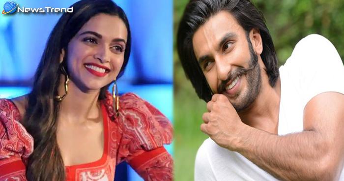 दीपिका ने रणवीर को इस सफलता पर दी अनोखे अंदाज में बधाई तो रणवीर ने कहा- तू जो मुझे…..