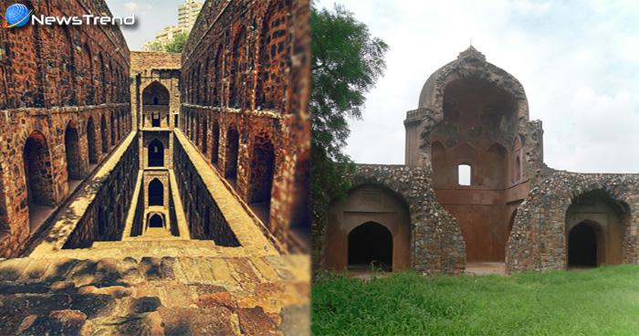 अगर कभी दिल्ली जाना हो तो भूल से भी ना जाएँ इन 5 जगहों पर, वरना आपके साथ कुछ भी हो सकता है