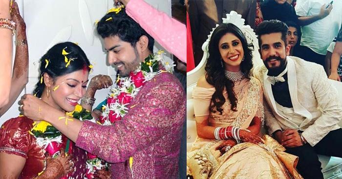 टीवी के इन कपल्स ने अलग धर्म-जाति में की शादी, आज खुशी खुशी बिता रहे हैं जिंदगी