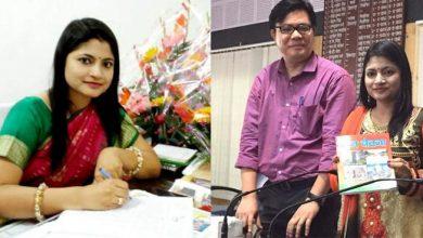 Photo of क्या करते है 'दबंग' IAS बी चंद्रकला के पति? 90% लोग हैं इन के पति के सच से अनजान