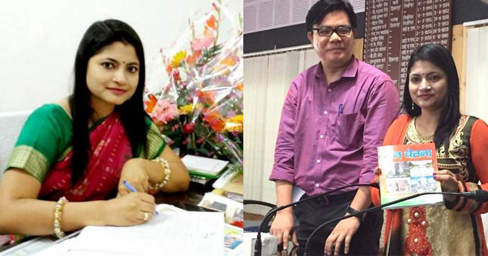 क्या करते है 'दबंग' IAS बी चंद्रकला के पति? 90% लोग हैं इन के पति के सच से अनजान
