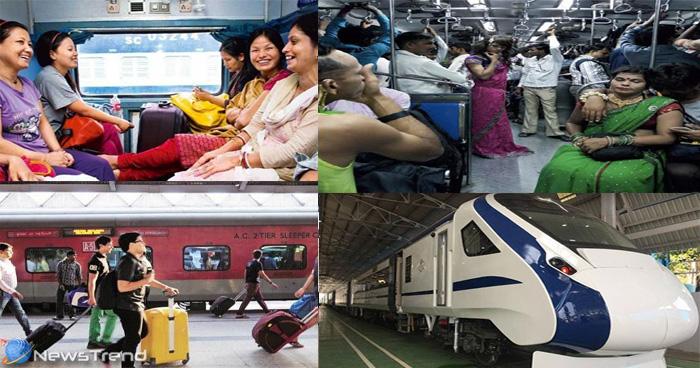 2019 में रेलवे देने जा रहा है ये पांच बड़ी सुविधाएं, यह खबर पढ़कर रेलयात्री हो जाएंगे खुश