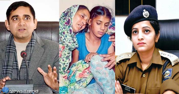 अफसर दंपति ने गोद ली शहीद की बेटी, कहा इसे भी बनाएंगे IAS-IPS अधिकारी
