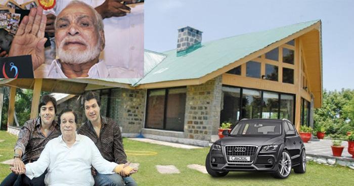 मरने के बाद बेटों को करोड़पति बना गए कादर खान, अपने पीछे छोड़कर गए इतनी सारी दौलत