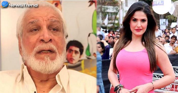 क्या था कादर खान और जरीन खान का रिश्ता, बहुत ही कम लोगों को पता है इन  के रिश्ते का सच