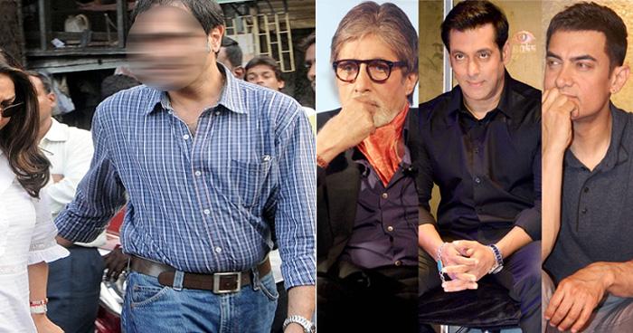 फ्लॉप होने के बावजूद इस एक्टर के सामने सिर झुकाते हैं अमिताभ, सलमान और आमिर, जाने कौन हैं?