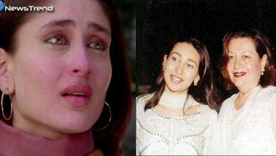 Photo of इस वजह से पूरी-पूरी रात रोती रहती थी करिश्मा और मां बबीता, करीना ने किया चौंकाने वाला खुलासा